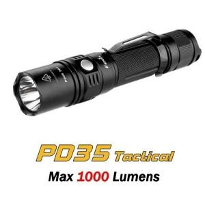 Lampe FENIX PD35 TAC - 1000 lumens