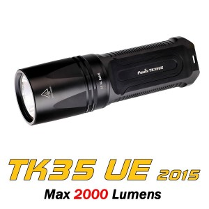 Lampe FENIX TK35 Ultimate edition - 2000 lumens