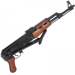 Fusil d'assault DENIX AK 47 crosse pliante
