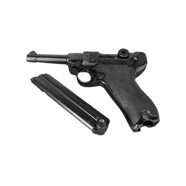 Pistolet DENIX Luger P08