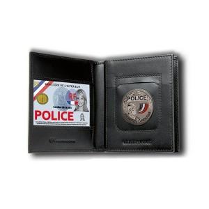 Porte cartes 3 volets Gk 4281
