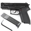 Pistolet Sig Sauer SP2022  : 0.9 JOULES
