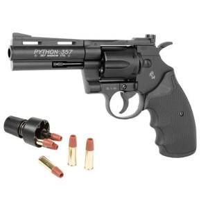 """Revolver COLT PYTHON 357 4"""" : 1.6 JOULE"""