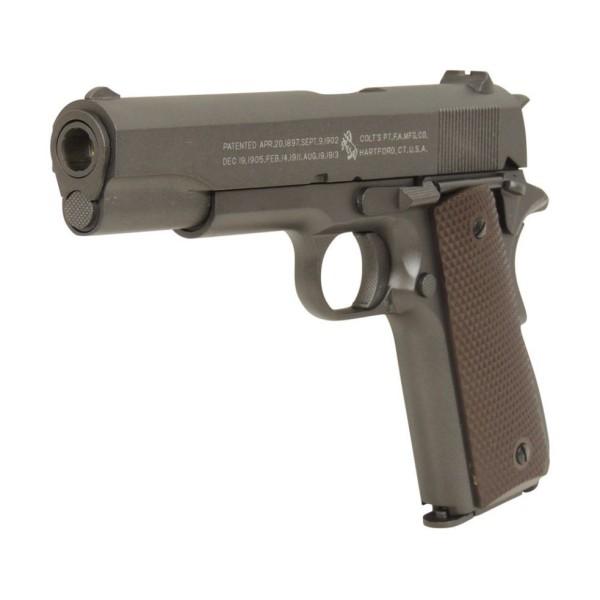 Pistolet  COLT 1911 A1 : 1.1 JOULES