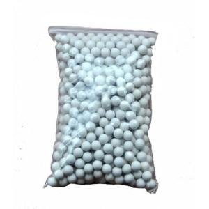 Bille plastique Cal 6 mm : 0.20 g