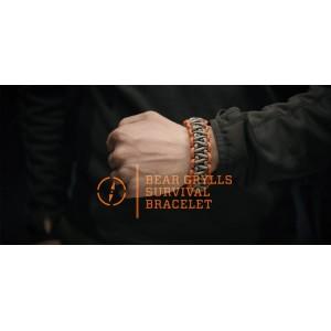Bracelet SURVIVAL Bear Grylls