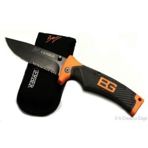 "Couteau pliant ""Folding Knife"" BEAR GRYLLS GERBER"