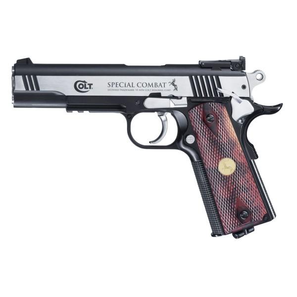 Pistolet UMAREX spécial combat Classic