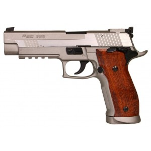 Pistolet SIG SAUER X-FIVE Hairline : 1.1 joule