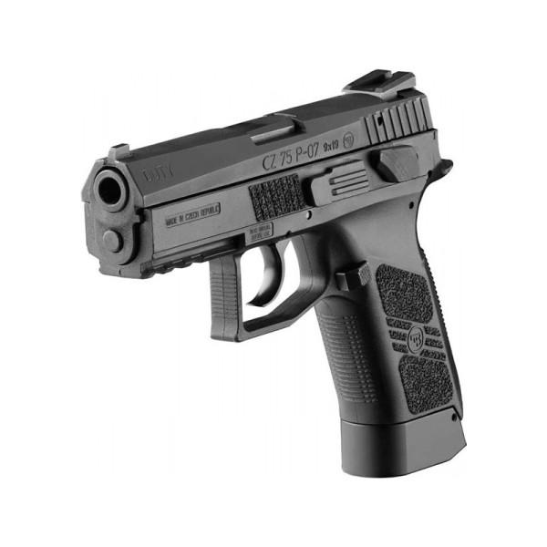 Pistolet CZ 75 P-07 Duty 1.8 joule