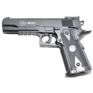 Pistolet COLT M1911  : 1 joule