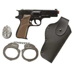 Panoplie Noël Policier