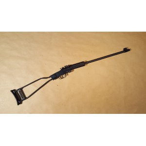 Carabine 17 HMR pliante CHIAPPA Little Badger monocoup