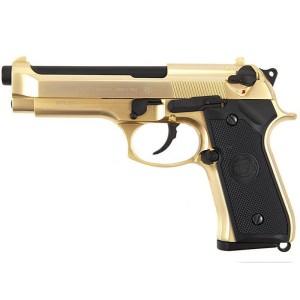 Pistolet Beretta M92 gold :0.9 joule