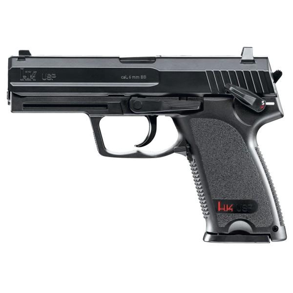 Pistolet H&K USP : 1 Joule