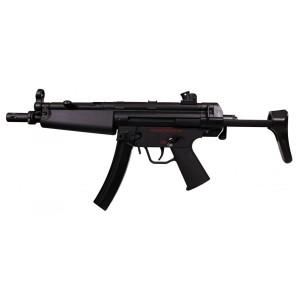 Pistolet-mitrailleur HK MP5 : 1.2 joule