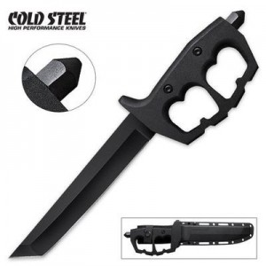 Couteau Cold steel chaos tanto en acier SK 5 high carbone