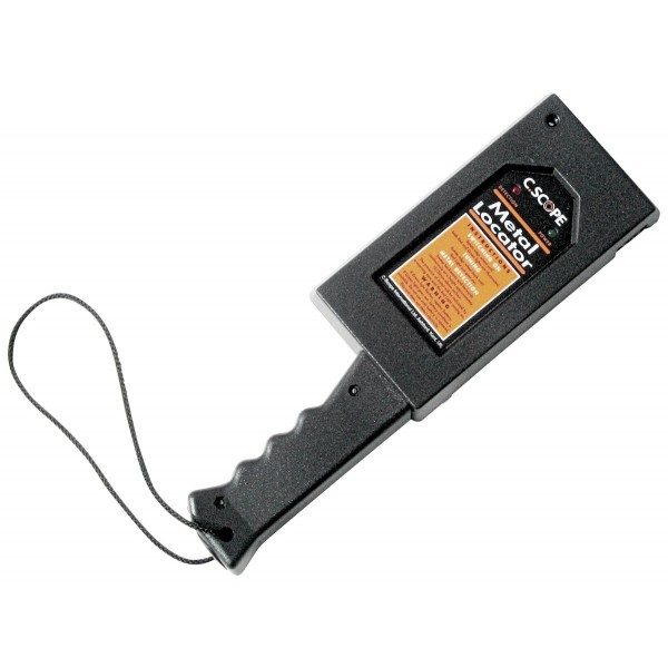 Détecteur de métaux portatif C.SCOPE
