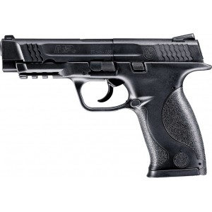 PIST. CO2 S&W M&P45 BRONZÉ CAL. 450 MM 8CPS SA/DA-Armurerie gare de l'est Paris