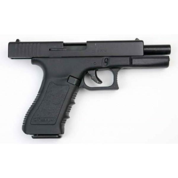Pistolet anti-agression -défense Bruni Gap calibre 9mm PAK