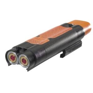 Cartouches à poivre OC pour pistolet Jet Protector JPX