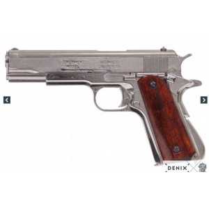 PISTOLET AUTOMATIQUE .45 M1911A1, USA 1911 DEMONTABLE