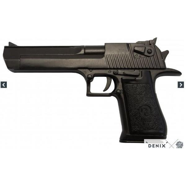 Pistolet semi-automatique, calibre .357, .44 et .50, USA, Israël 1982.