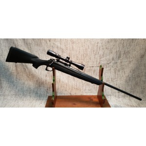 CARABINE REMINGTON 770 CULASSE CALIBRE 7 REM SYNTHETIQUE AVEC LUNETTE 3-9x40