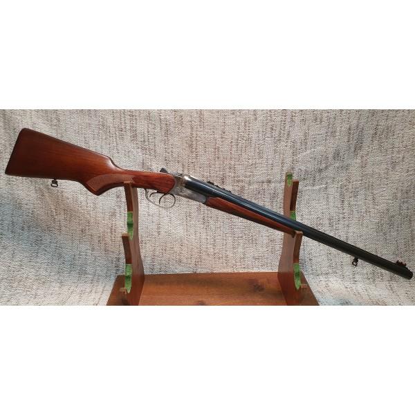 fusil de chasse baikal ij43 slug fibre optique bascule acier grise  calibre 12 70 (1)
