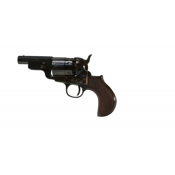 Révolver réplique poudre noire 1851 YANK SNUBNOSE calibre 44