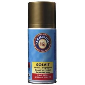 Solvit poudre noire , 50 ml