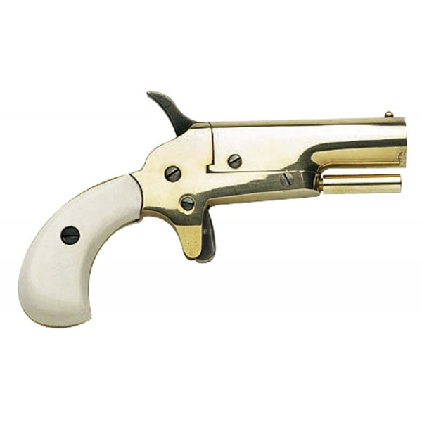 Révolver réplique poudre noire DERRINGER VEST -POCKET, calibre 31 Perc.