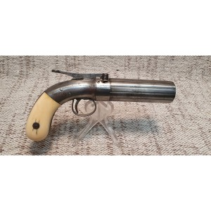 revolver perper BOX STOCKING AND CO WORCESTER  1848