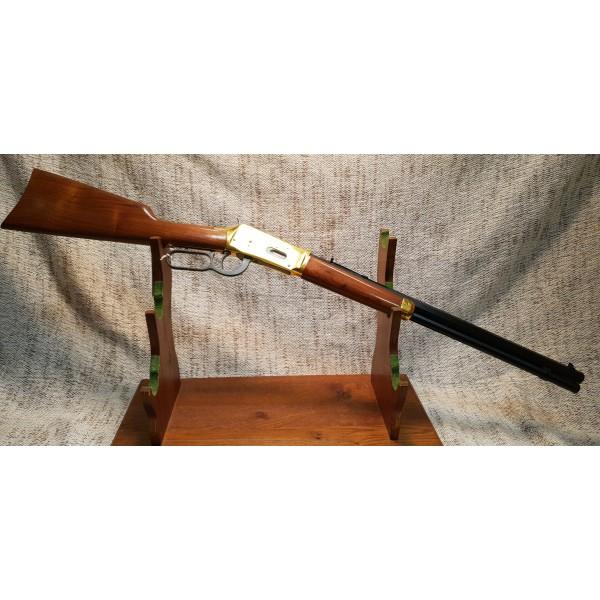 carabine winchester commemorative centennial 66 1866 1966 a levier de sous garde en calibre 30x30 (1)
