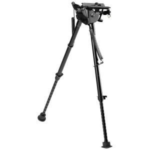 Bipied métallique, télescopique, hauteur ajustable : 33,02 à 58,42 cm