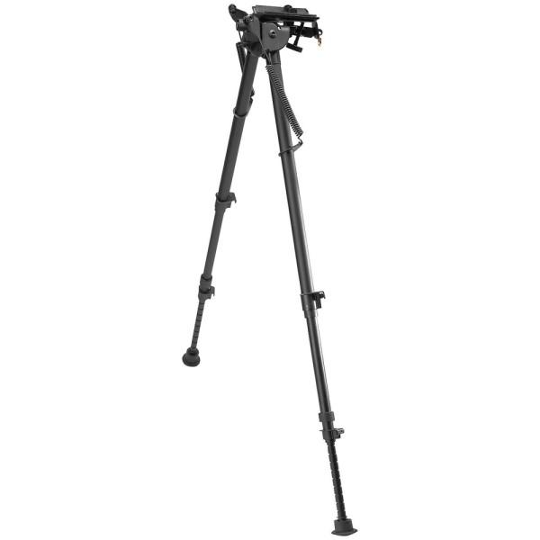 Bipied métallique, télescopique, hauteur ajustable : 33,02 à 68,58 cm