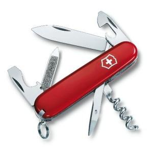 Couteau fermant SPORTSMAN VICTORINOX -14 fonctions