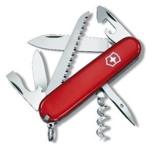 Couteau fermant CAMPER VICTORINOX -14 fonctions