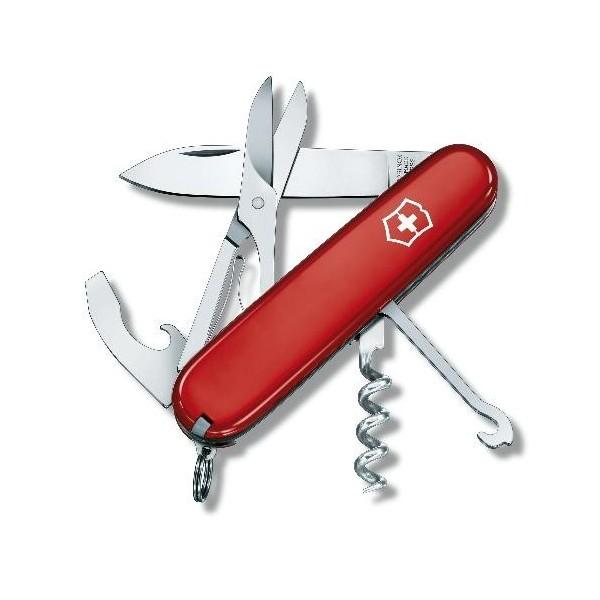Couteau fermant COMPACT VICTORINOX -15 fonctions