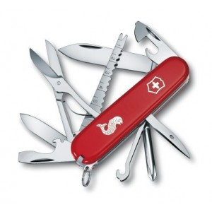 Couteau fermant FISHERMAN VICTORINOX -18 fonctions