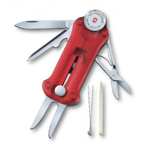 Couteau fermant GOLFTOOL VICTORINOX -10 fonctions