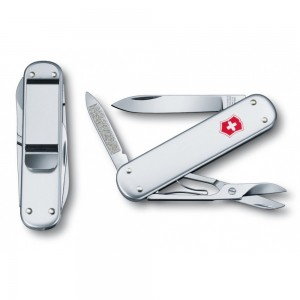 Couteau fermant MONEY CLIP VICTORINOX -5 fonctions