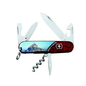Couteau fermant les Touristiques VICTORINOX - Mont Saint Michel