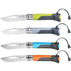 Couteau Outdoor OPINEL N° 8, existe en 4 coloris